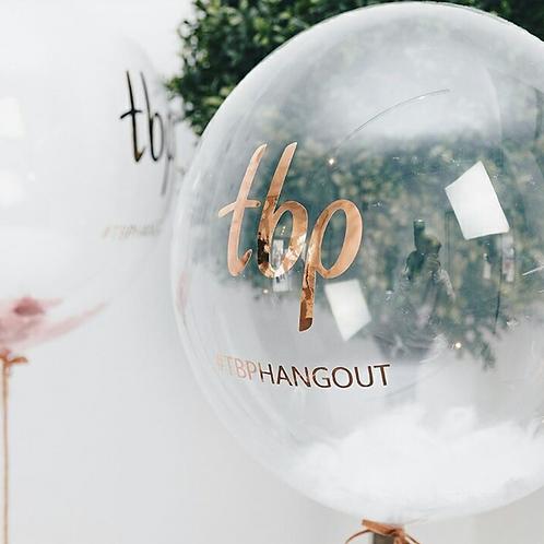 Branded Bubbles