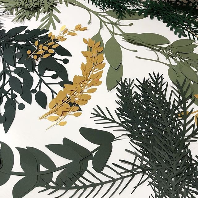 Paper Foliage