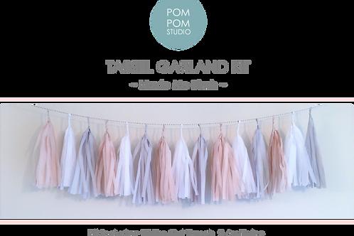 Tassel Garland Kit - Made Me Blush