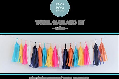 Tassel Garland Kit - Salsa