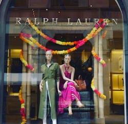 Ralph Lauren Paper Pom Poms
