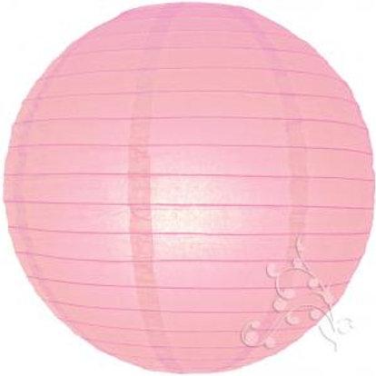 Pink Hanging Lanterns