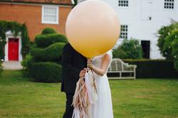 Giant Balloon & Tassel Tails
