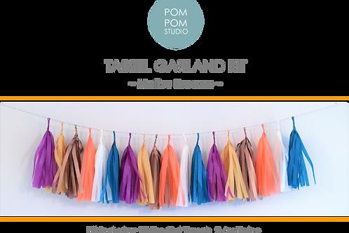 Tassel Garland Kit - Malibu Dreams