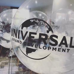 Universal Brand Bubble Balloons