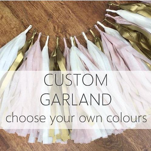 Custom Garland