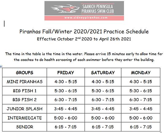 Piranhas 2020 2021 Practice Schedule.PNG