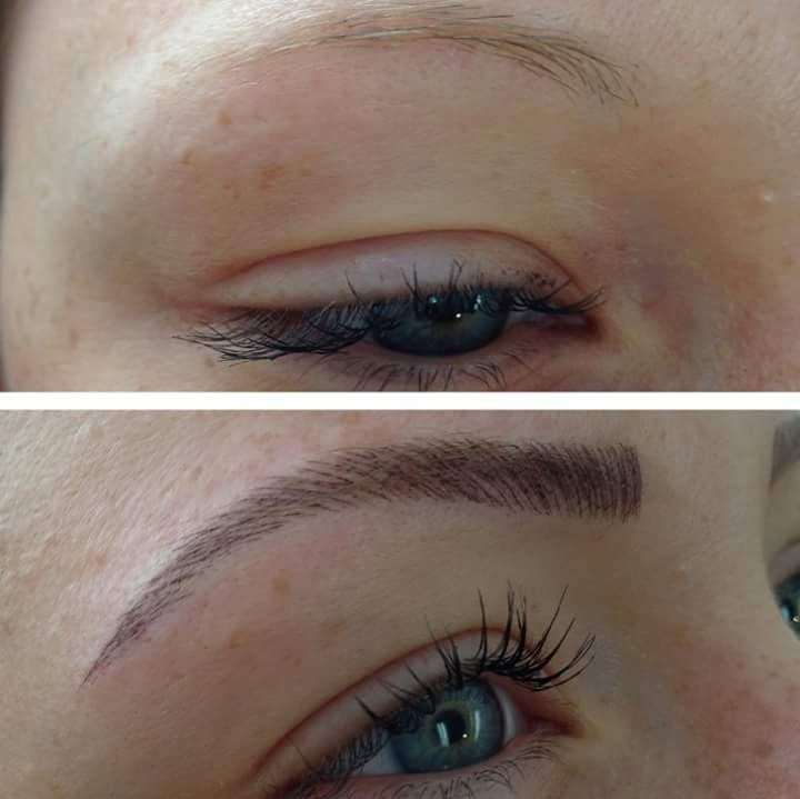 Microblading Eyebrowns
