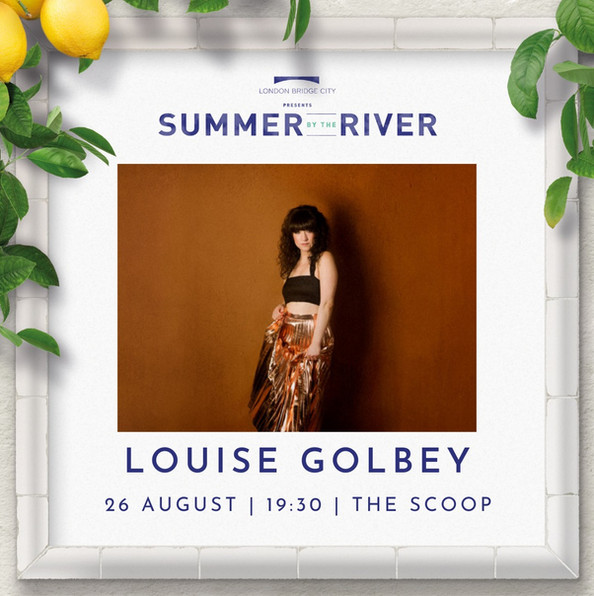 SUMMER BY THE RIVER: DISCOVERY TALENT PRESENTS LOUISE GOLBEY + JAY JOHNSON