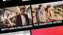 Thur 5th March 2020: Discovery2 presents The Frampton Sisters, Matty Long & The LoveGuns, Erika