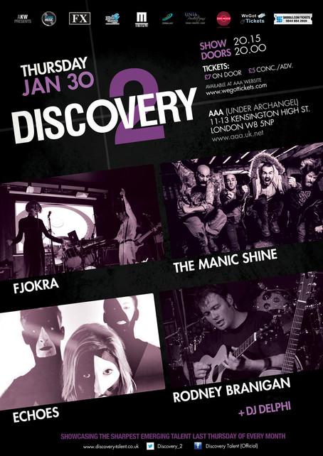 Discovery 2 - January 2014