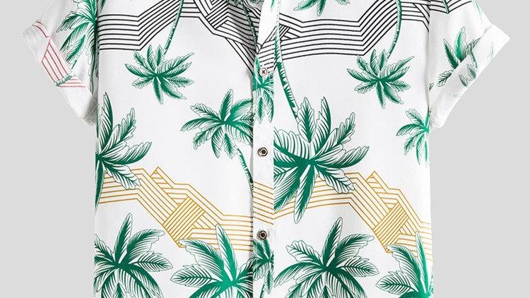 Chemises Hawaïennes