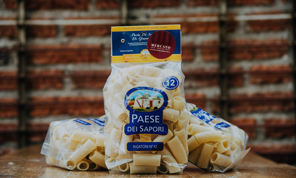 Pasta Rigattoni N42