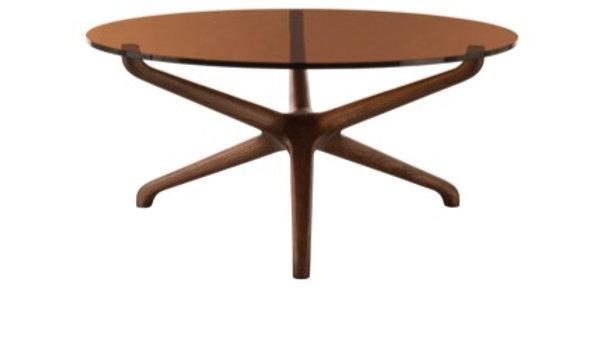 שולחן קפה פראג