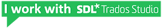 i work with SDL Trados leading industry CAT tool