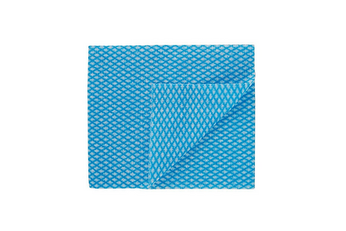 Blue Multi Purpose Clothes - Large Size, Pack of 50
