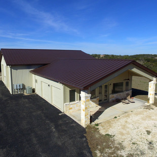 CUSTOM SHOP AND OFFICE IN CANYON LAKE