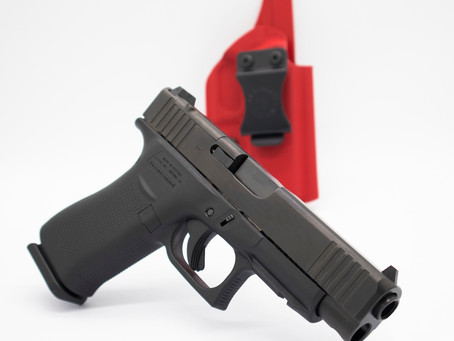 The Glock 48 MOS and 43x MOS are here