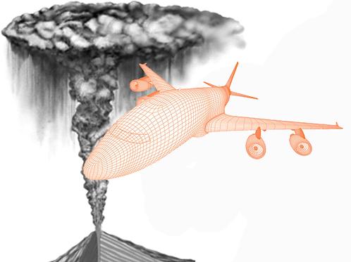 Deposition of Volcanic Ash inside Gas Turbine Aeroengines