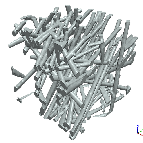 Image-Based Modelling using X-ray Computed Tomography and FEA