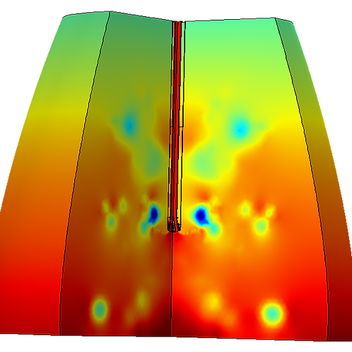 Multiphysics Modelling of Oxygen Injection Lance Steel Making