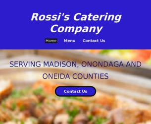 Rossi's Catering Company