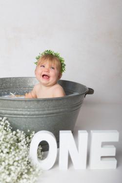 Seance photo splash the bath