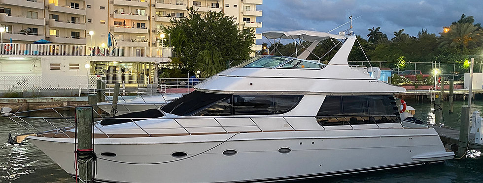 57' Voyager Yacht