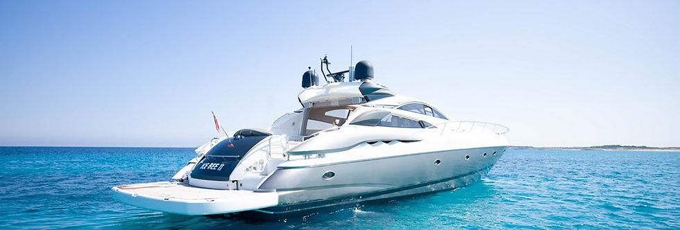 75' Sunseeker Yacht