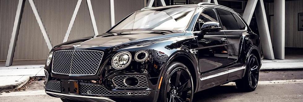 Luxury Cars Bentley Bentayga