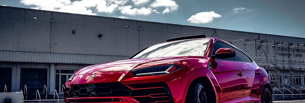 Luxury Cars Lamborghini Urus