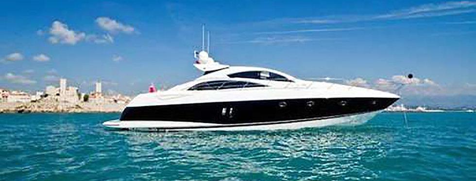 70' Sunseeker Yacht