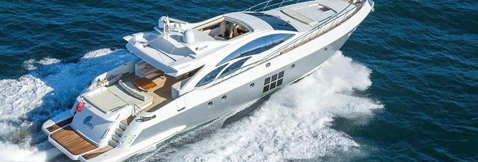 86' Azimut Yacht