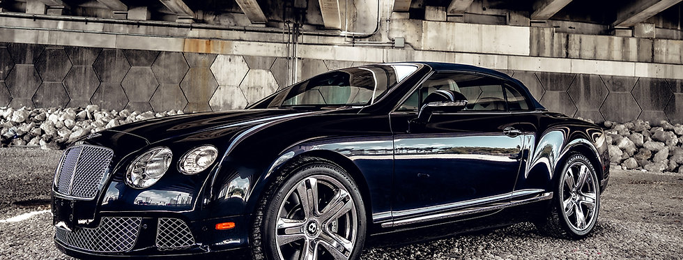 Luxury Cars Bentley GTC