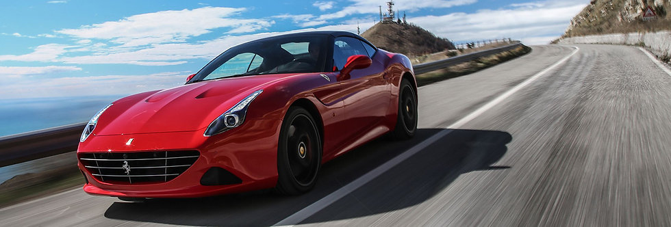 Luxury Cars Ferrari
