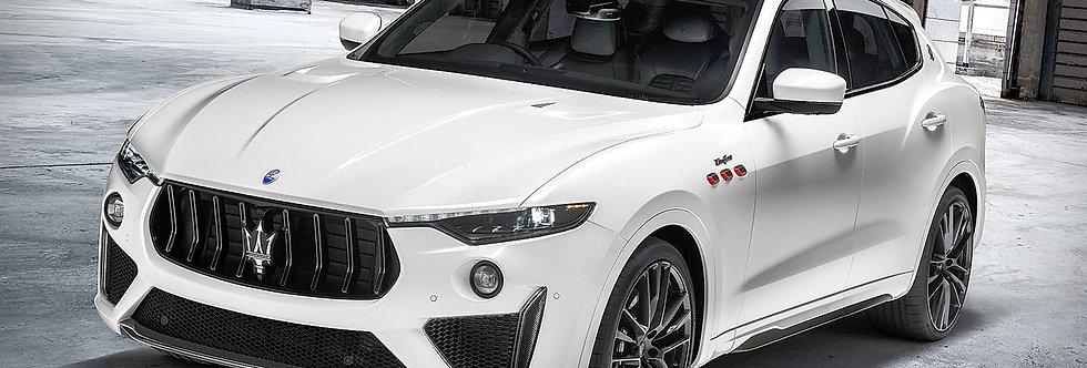 Luxury Cars Maserati