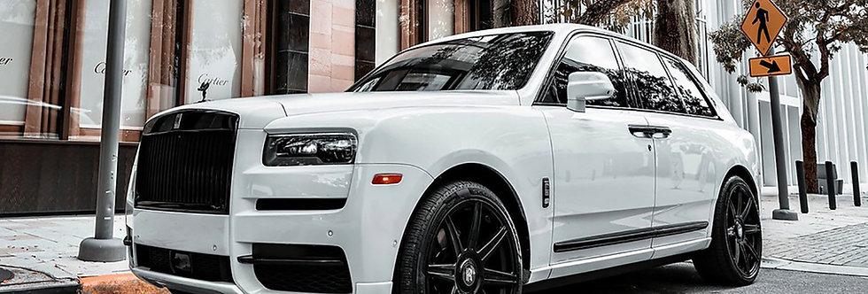 Luxury Cars Rolls Royce Cullinan