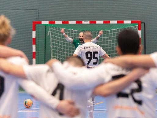 Träningsmatch mot Torslanda Futsal!