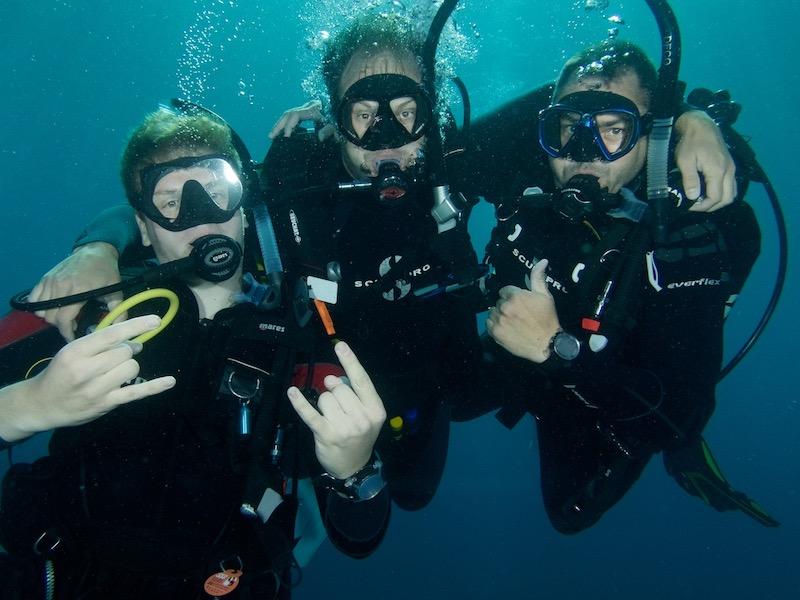 PADI-Advanced-Course-Coral-Divers-Sodwana-Bay-2
