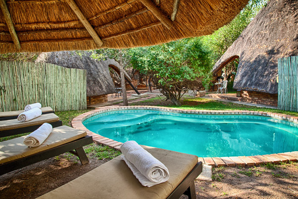 Nyati Safari Bush Camp