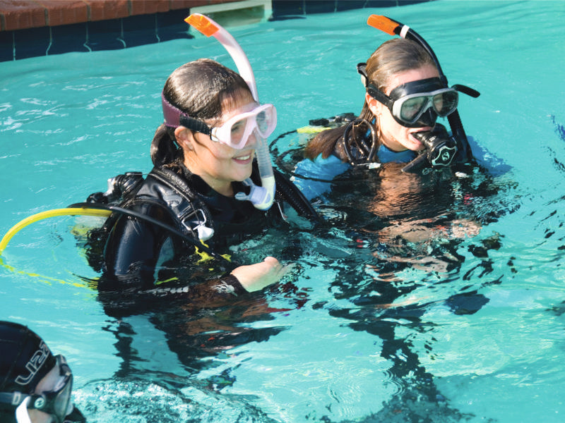 PADI-Openwater-Course-Coral-Divers-Sodwana-Bay