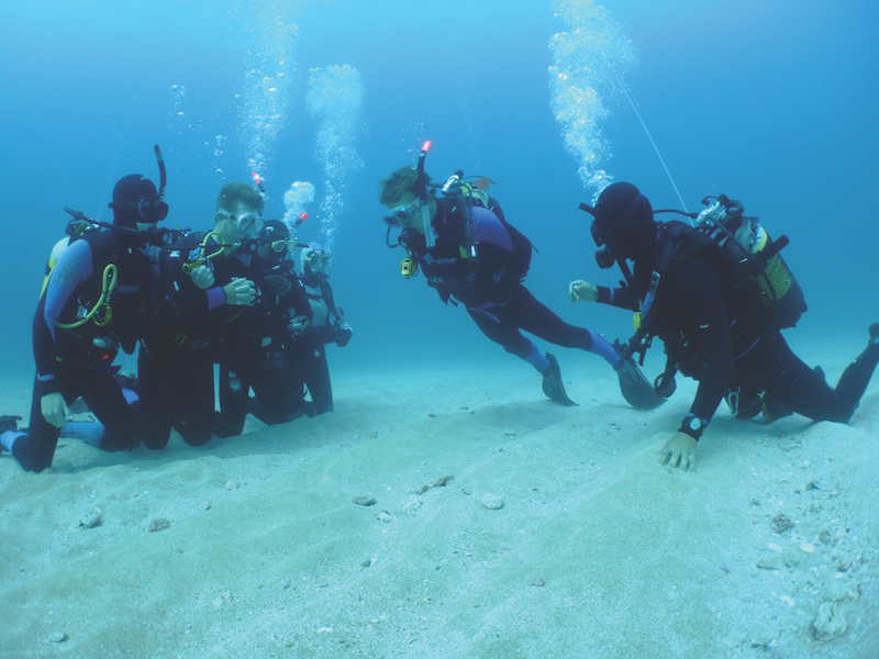 PADI-Openwater-Course-Coral-Divers-Sodwana-Bay-2