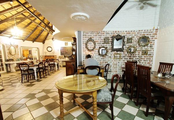 Arcadia Gastehuis & Restaurant