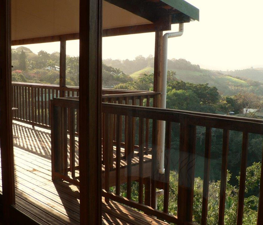 PHOTO 19 - LOERIE LODGE VERANDAH VIEW FR