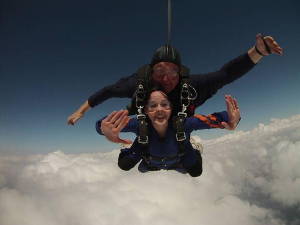 Skydive Tandem Johannesburg