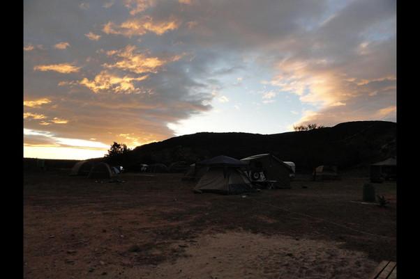 Nieshoutkloof Camping