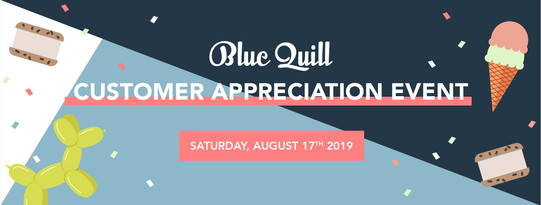BlueQuill Appreciation Event