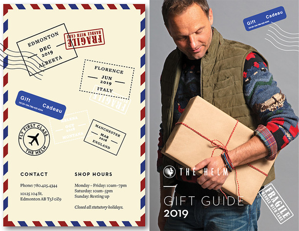 The Helm 2019 GiftGuide
