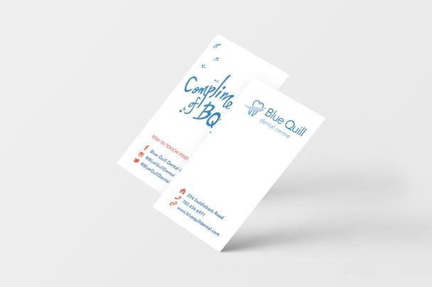 Social Media card