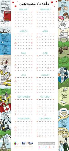 Burke 2018 Calendar